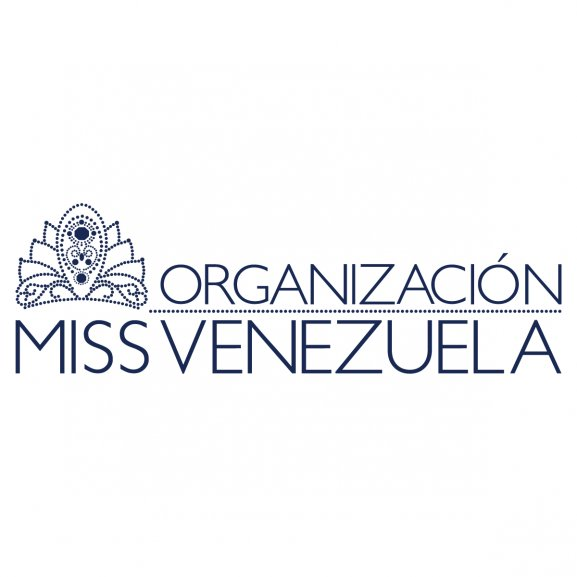 Logo of Organización Miss Venezuela