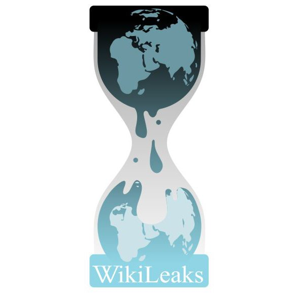 Logo of Wikileaks