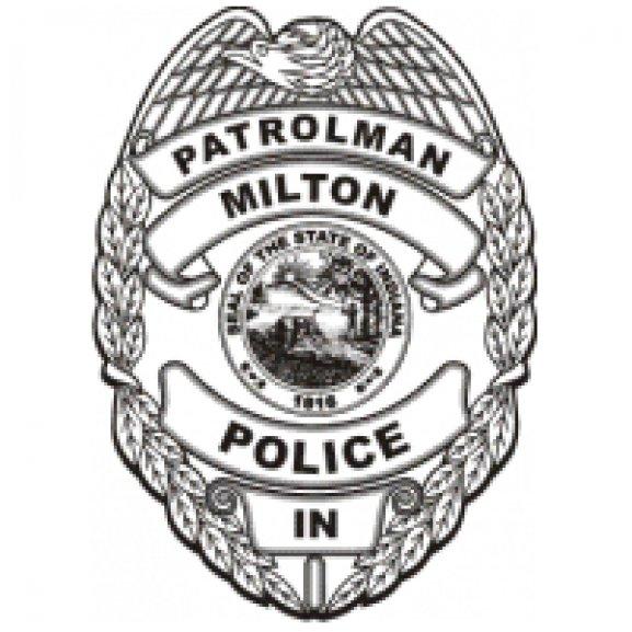 Logo of Milton Police