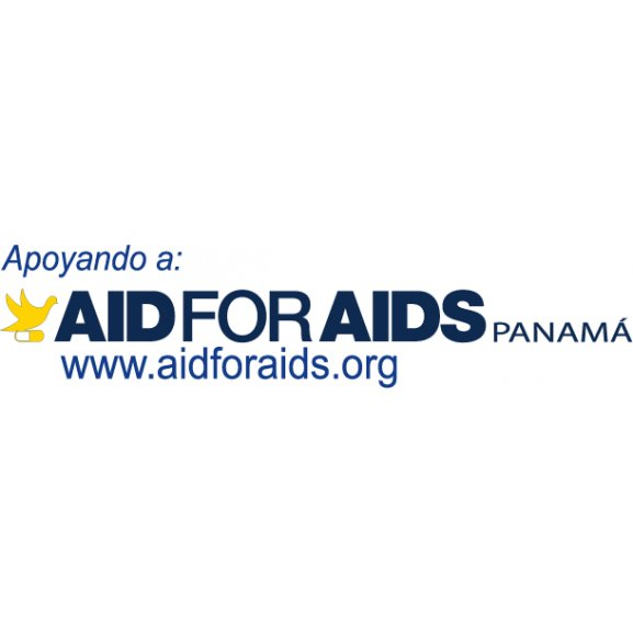 Logo of Aid for AIDS Panama