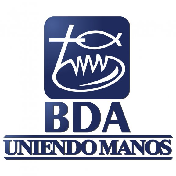 Logo of BDA Uniendo Manos