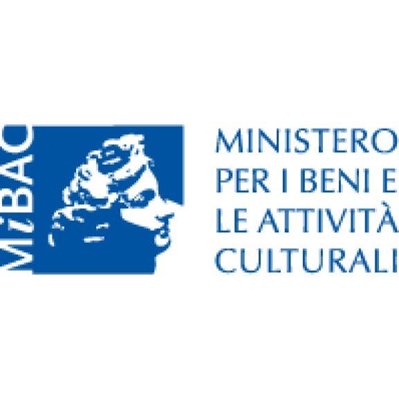Logo of Ministero per i beni e le attività culturali