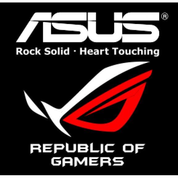 Logo of Asus Republic of Gamers