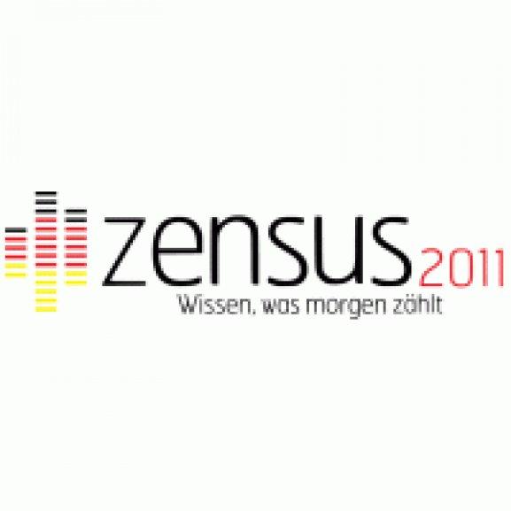 Logo of Zensus 2011