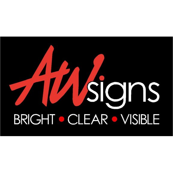 Logo of AW Signs