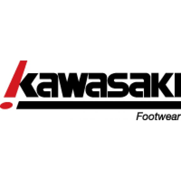 Logo of Kawasaki footwear