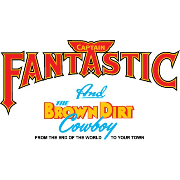 Logo of Captain Fantastic and the Brown Dirt Cowboy