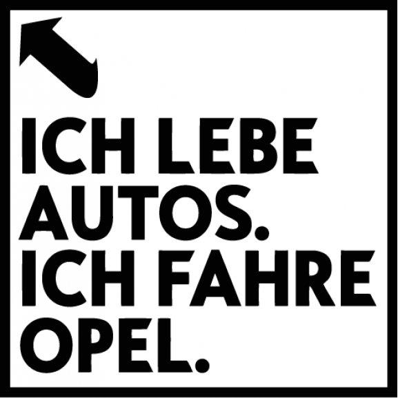 Logo of Opel Ich Lebe Autos