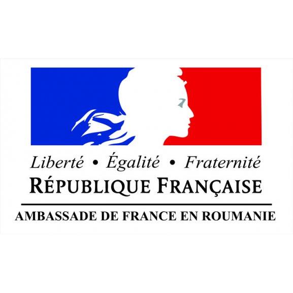 Logo of Ambassade de France en Roumanie
