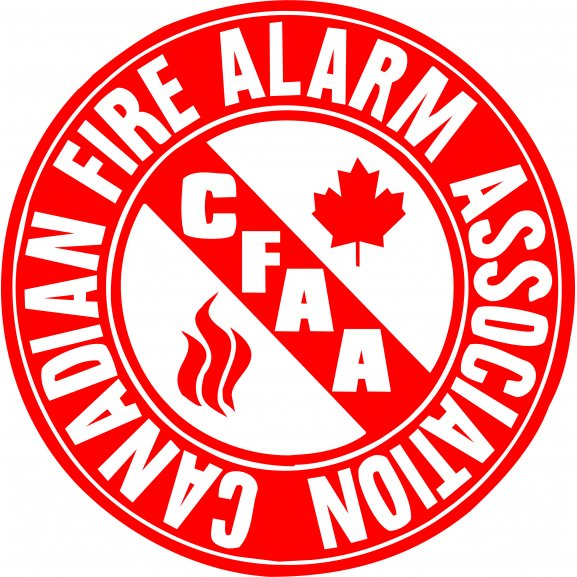 Logo of Canadian Fire Alarm Assocation