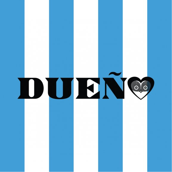 Logo of Racing Club - Dueno