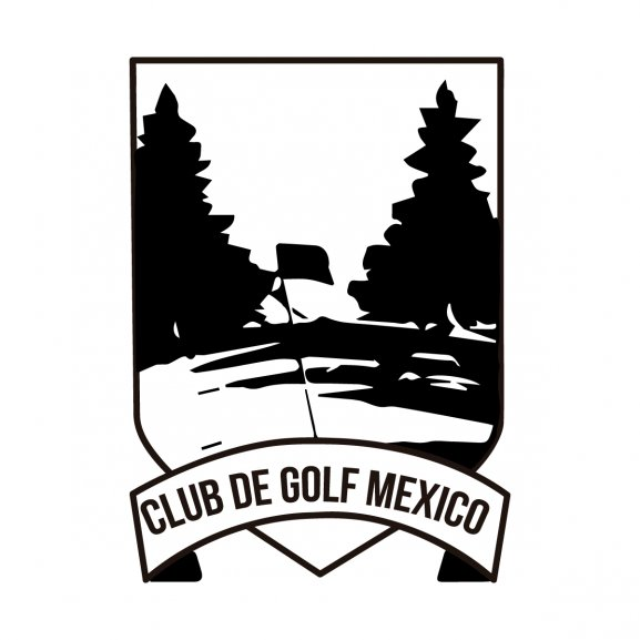 Logo of Club de Golf México