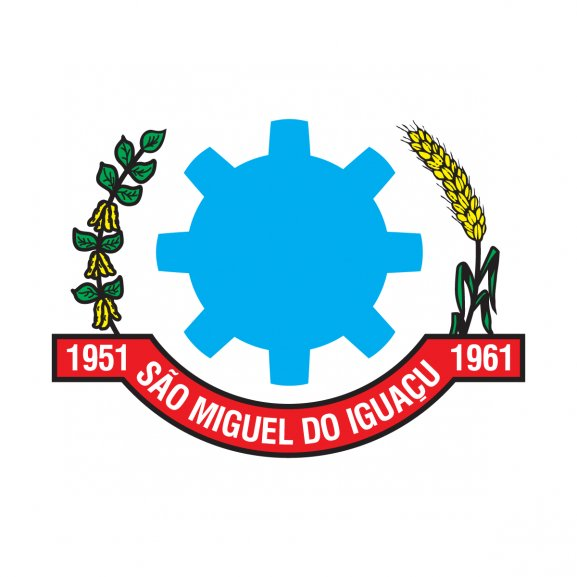Logo of S. Miguel do Iguaçu-Pr