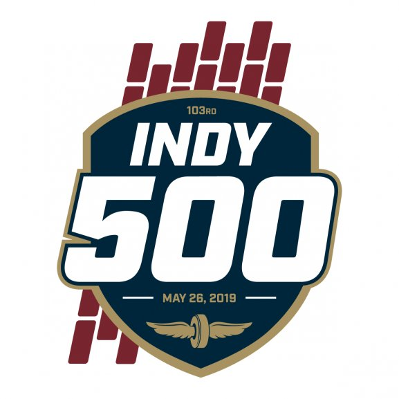 Logo of Indy 500 2019