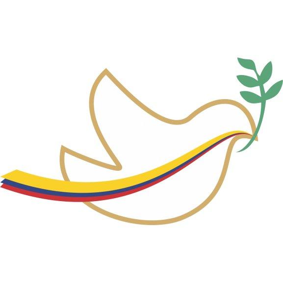 Logo of Paloma de la Paz de Juan Manuel Santos Calderón Colombia Posconflicto