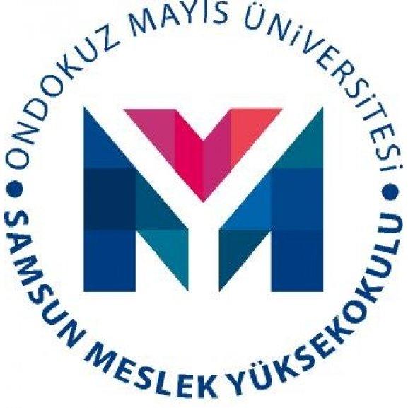 Logo of Samsun Meslek Yüksekokulu - OMÜ