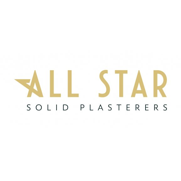 Logo of All Star Solid Plasterers