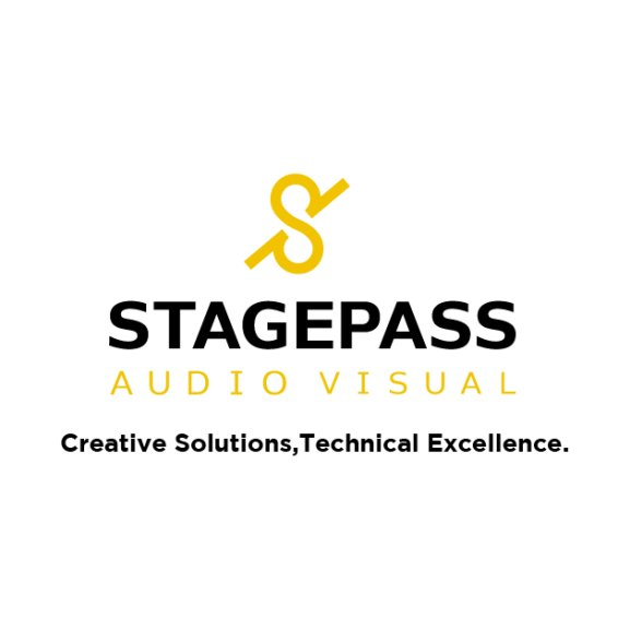 Logo of StagePass Audio Visual Ltd