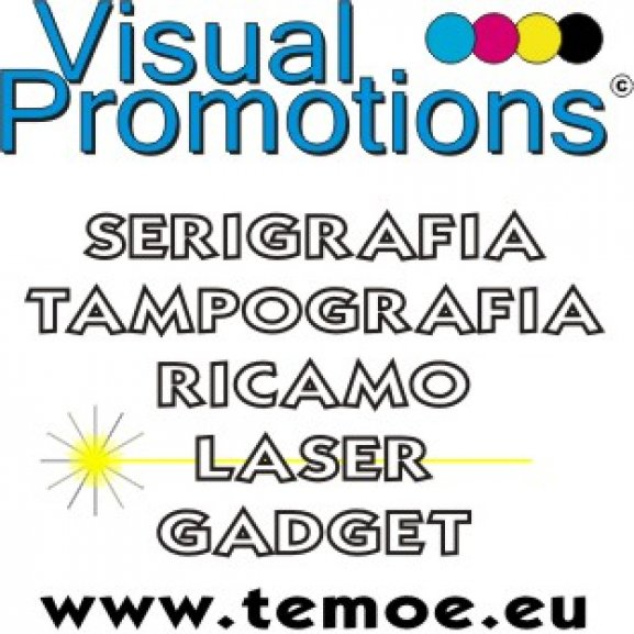 Logo of visual promotions snc