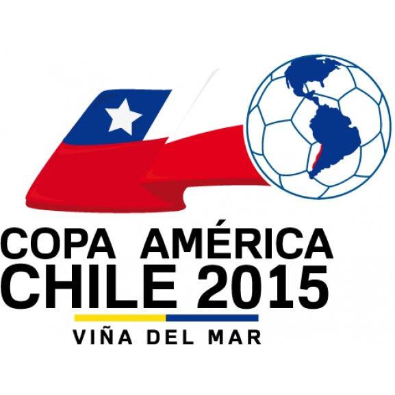 Logo of Copa America Chile 2015