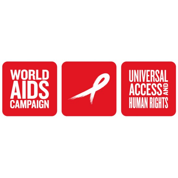 Logo of World Aids Campaign