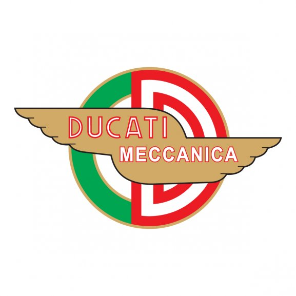 Logo of Ducati