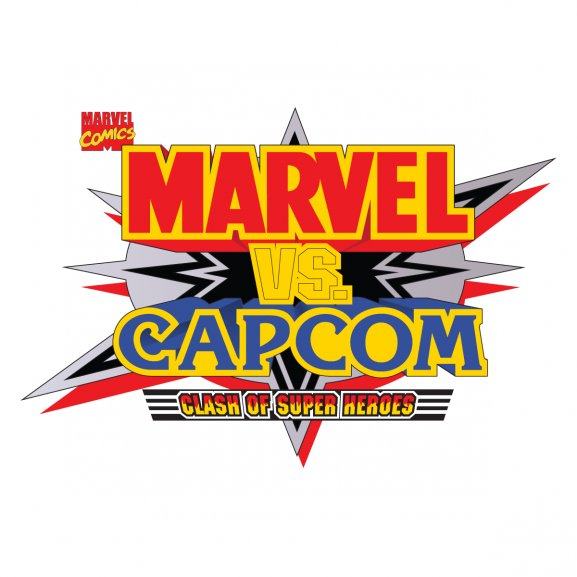 Marvel vs Capcom - Brands of the World™ - Download vector logos and logotypes - 웹