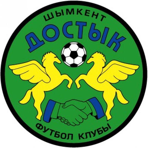 Logo of FK Dostyk Shymkent (early 00's logo)