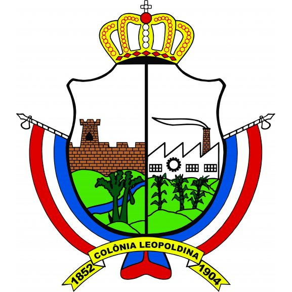 Logo of Brasão de Colônia Leopoldina - Alagoas