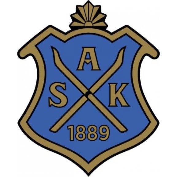 Logo of Asker SK (1950's logo)