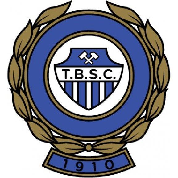 Logo of Bányász Tatabánya (1950's logo)