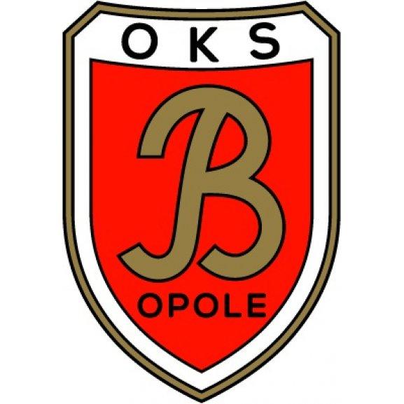Logo of OKS Budowlani Opole (1950's logo)
