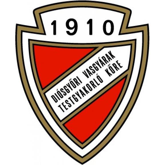 Logo of DVTK Miskolc (1950's logo)