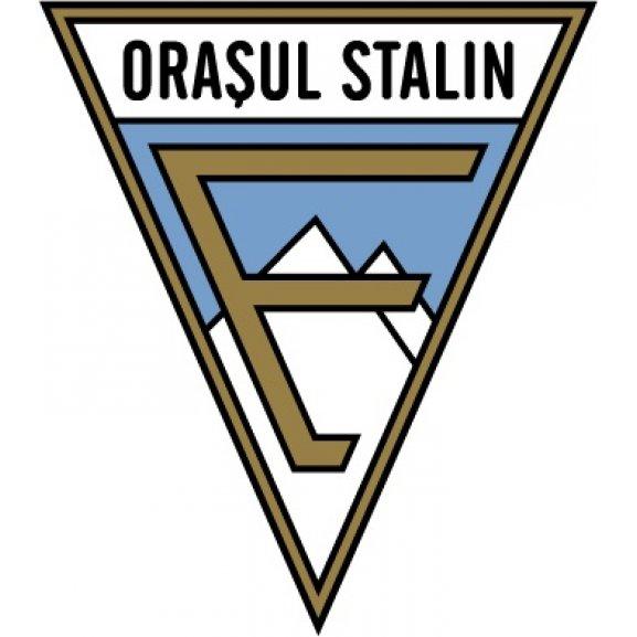 Logo of Energia Oraşul Stalin (1950's logo)