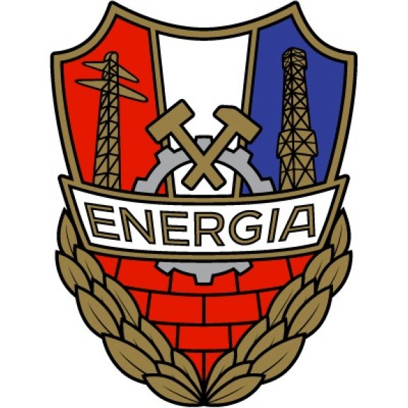 Logo of Energia Târgu Mureş (1950's logo)
