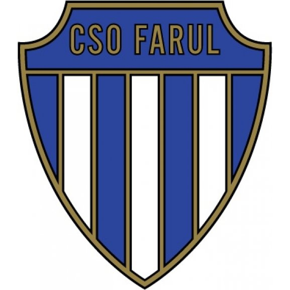 Logo of CSO Farul Constanta (1950's logo)