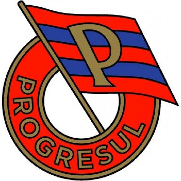 Logo of Progresul Oradea (1950's logo)