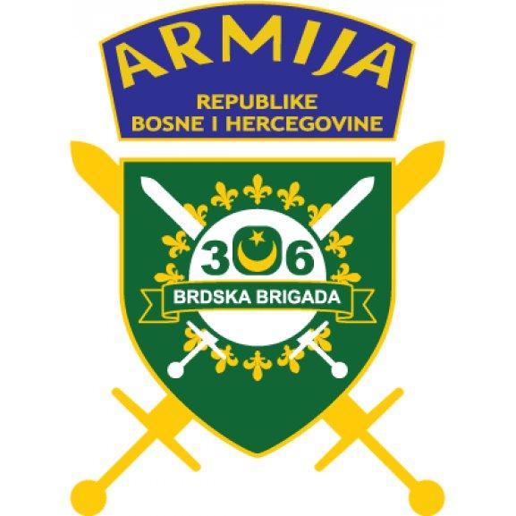Logo of 306. Brdska Brigada Armija BiH