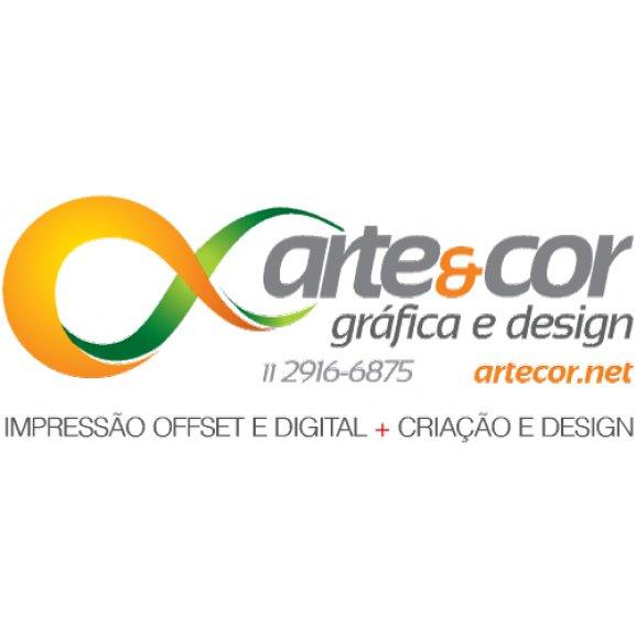 Logo of Arte & Cor Ind Grafica