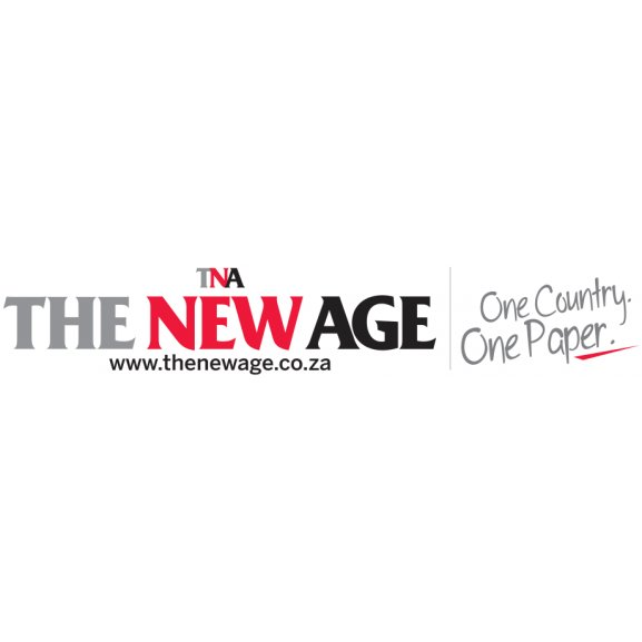 Logo of The New Age Newspaper