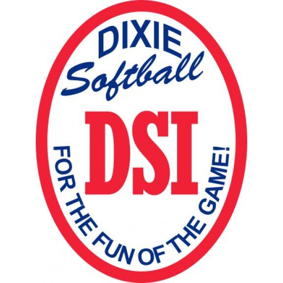 Logo of Dixie Softball League