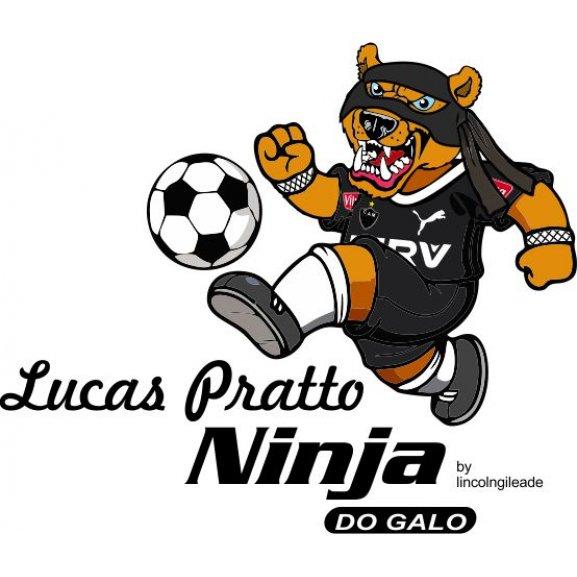Logo of Urso Ninja Do Galo - Lucas Pratto