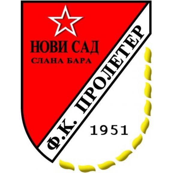 Logo of FK Proleter Novi-Sad