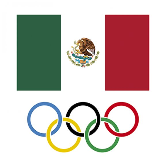 Logo of México olímpico