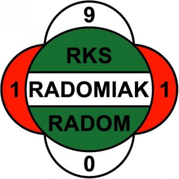 Logo of RKS Radomiak Radom