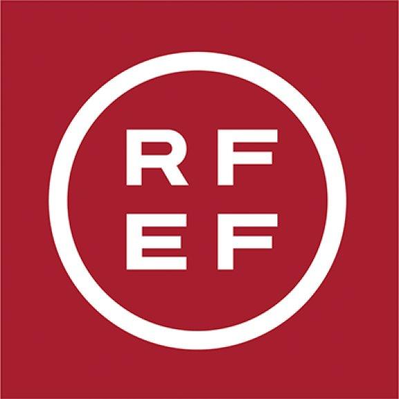 Logo of Real Federación Española de Fútbol