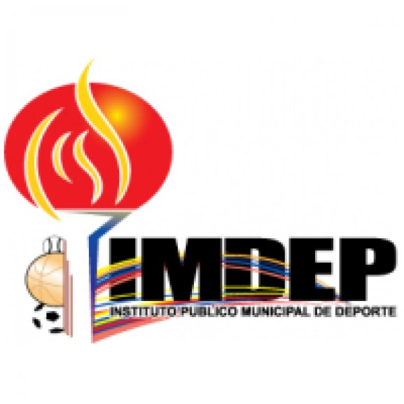 Logo of IMDEP - Instituto Publico Municipal del Deporte