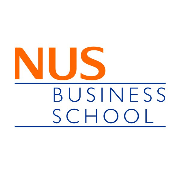 Logo of NUS Business School