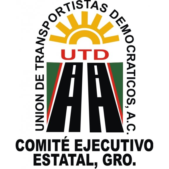 Logo of Union de Transportistas Democraticos AC