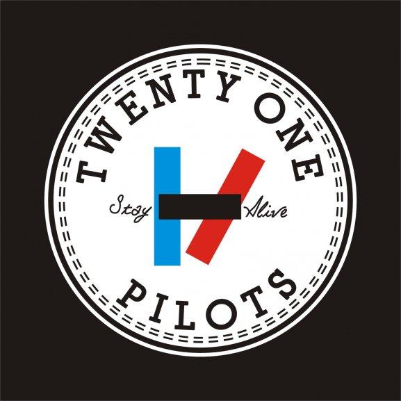 Logo of Twenty One Pilots